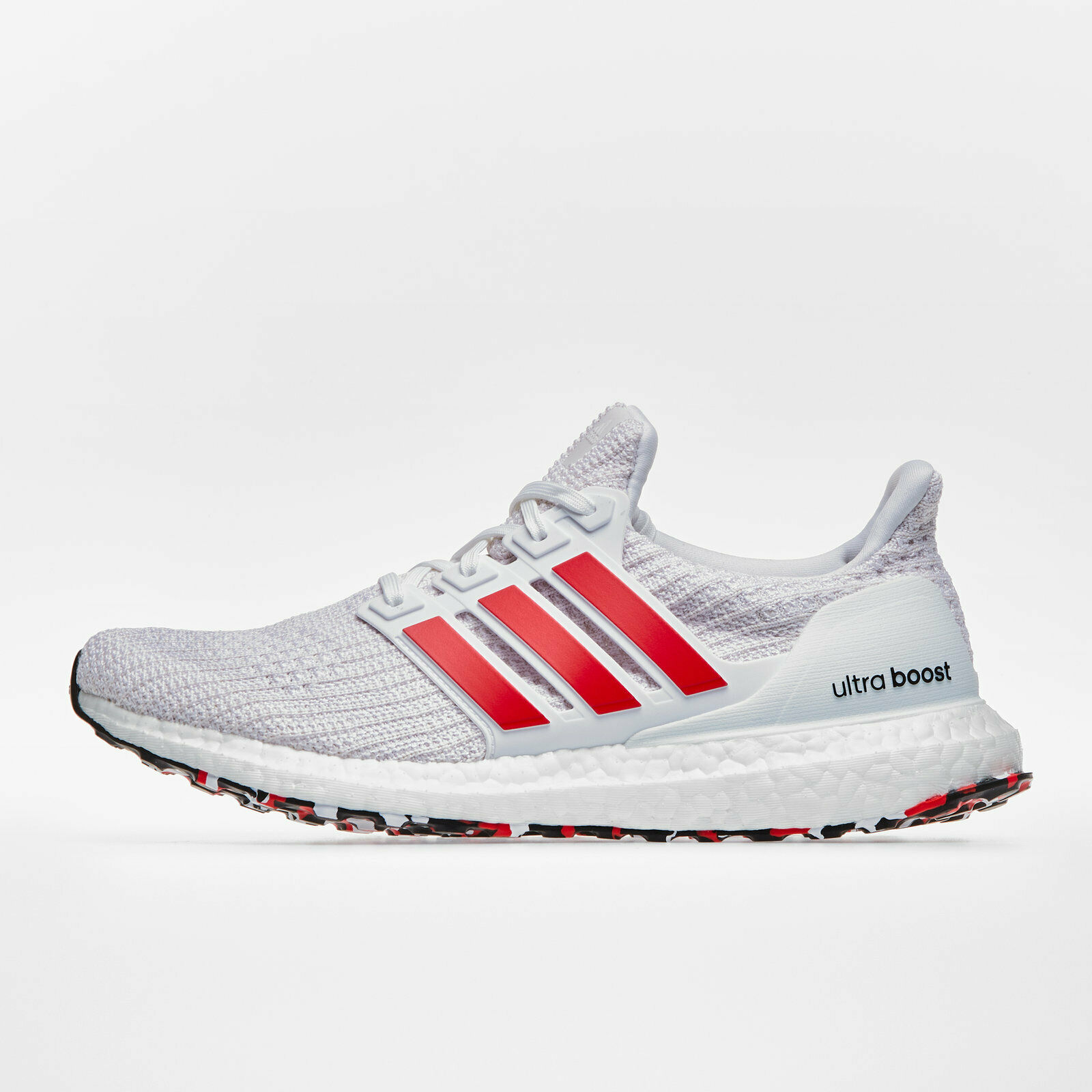 Adidas Mens Ultra Boost Running shoes Jogging Footwear Sports Trainers White