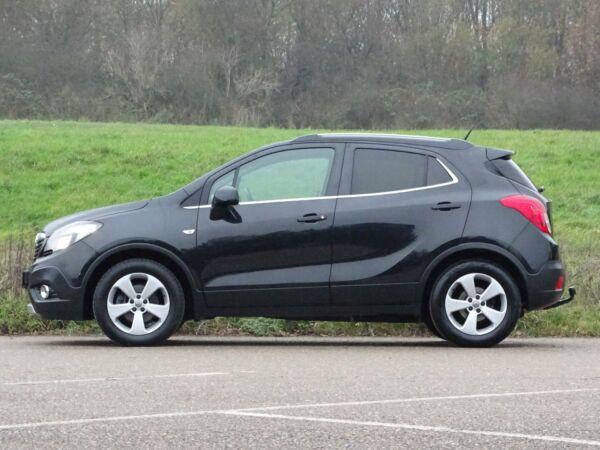 Opel Mokka 1,6 CDTi 136 Cosmo - billede 2