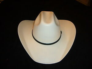 Image is loading ATWOOD-SHANTUNG-HEREFORD-LOW-CROWN-100X-HAT-NEW- 6240d10d00d