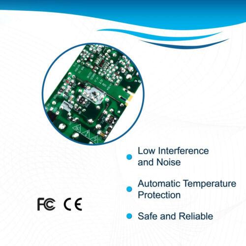 19V AC Power Adapter for LG 24MP55HQ 24MP57D 24MP57HQ 24MP57VQ 24MP67HQ DEL TV