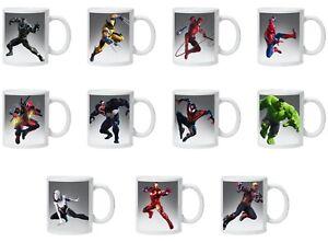 Marvel-Ultimate-Alliance-Personalised-Mug-Printed-Coffee-Tea-Drinks-Cup-Gift
