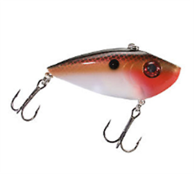 Pearl Shad Strike King Red Eye Shad 1//2 oz