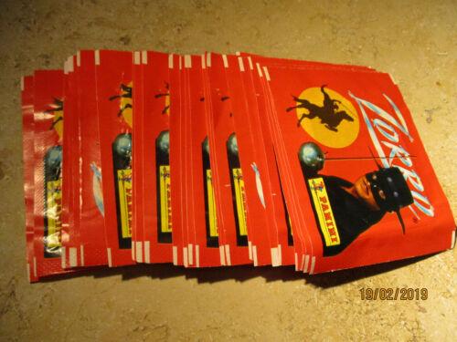 1 Original OVP Tütchen  Panini 1992 Zorro