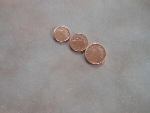 1 2 5 Cent Euro Münzen Münze Euromünzen Zypern Neu Für Ihr