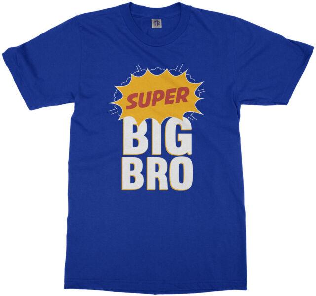 Super Big Bro Youth T-Shirt Big Brother   eBay