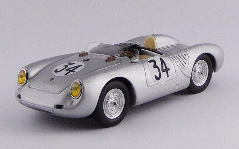 BEST MODEL BES9708 Porsche 550 RS 10ème 10ème 10ème 24H du Femmes 1958 1/43 | De Haute Sécurité  478c9a