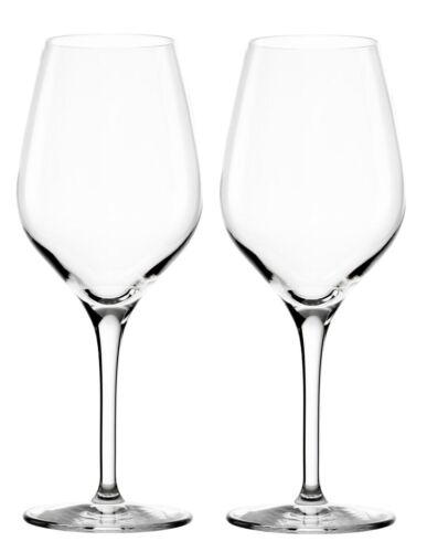 Rotweinglas Rotweinkelch EXQUISIT Set 2teilig Weingläser von GlasXpert
