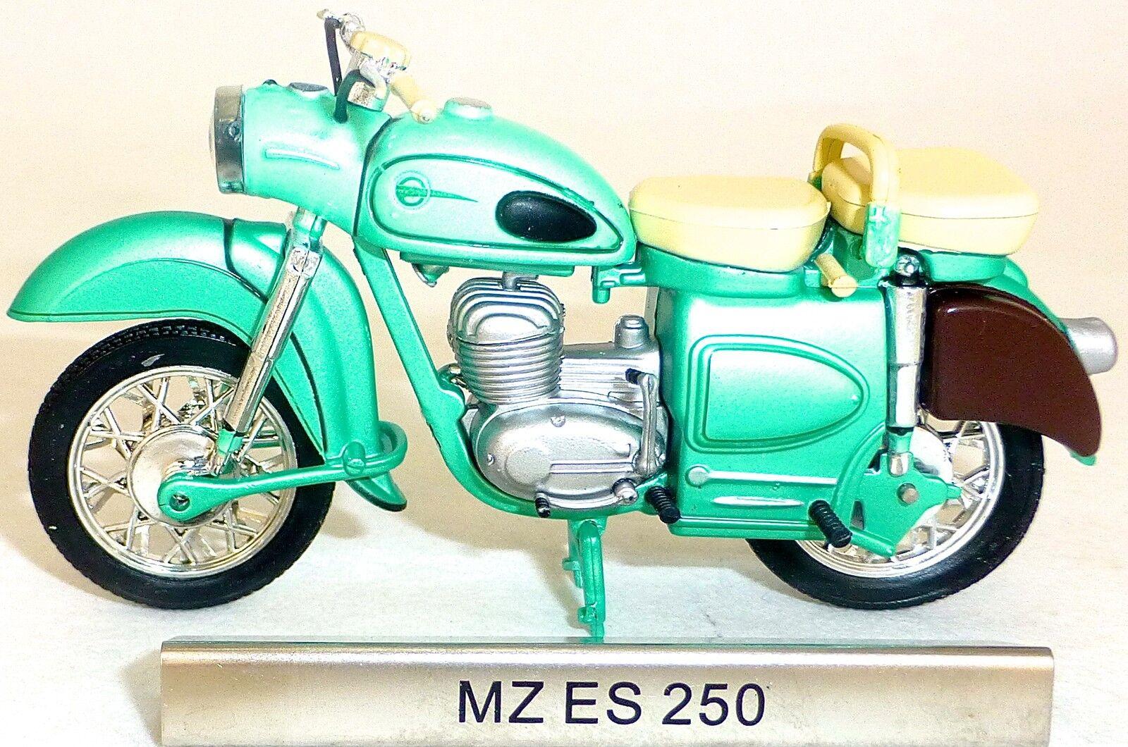 Mz Es 250 Motorcycle GDR Year 1956 Bis 1962 1 24 Atlas 7168102 Nip La Μ