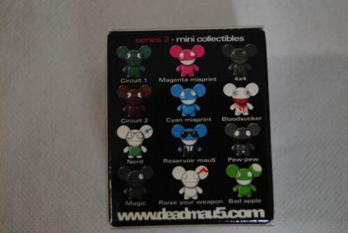 Deadmau 5 Series 2 Mini de collection nouveau officiel Blind boxed rare 12 To Collect