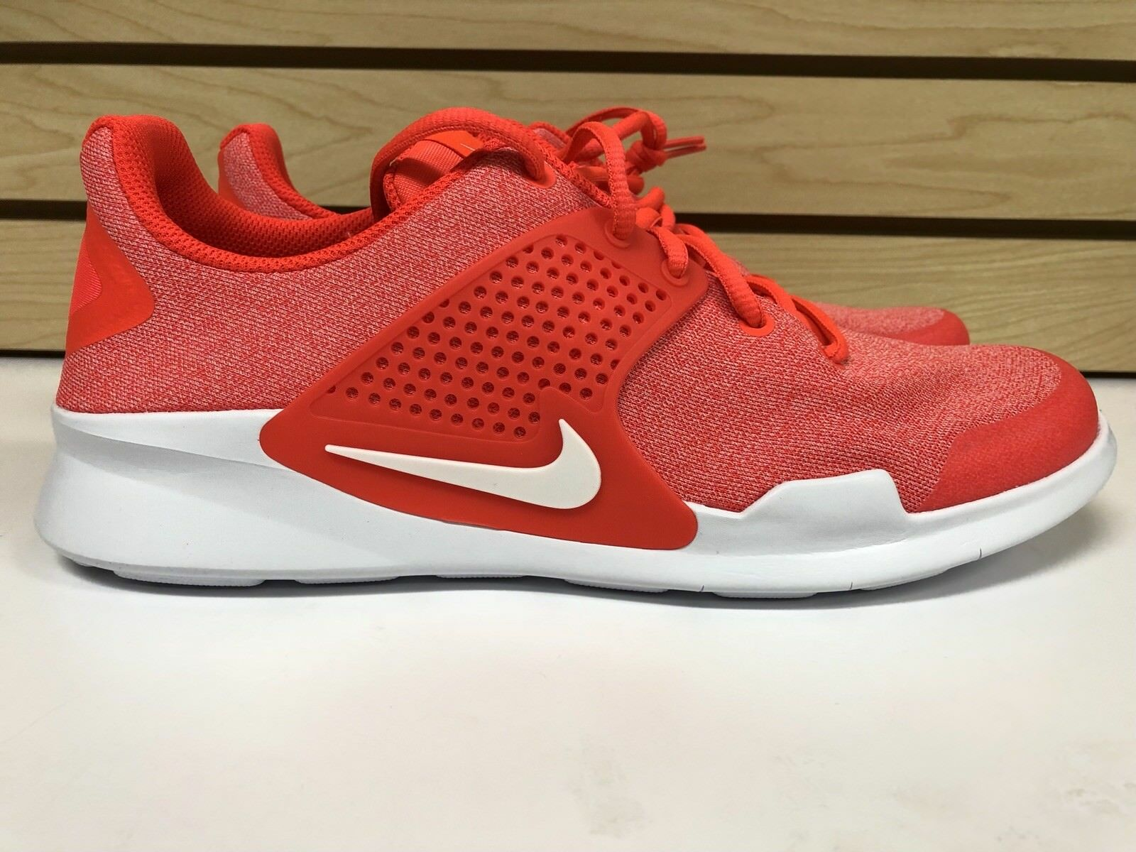 Nike Arrowz Bright Crimson/White Men Running Shoes Sneakers Trainers Size 11