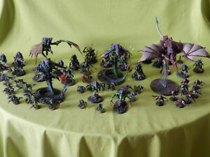 WARHAMMER-40K-TYRANIDS-ARMY-MANY-UNITS-TO-CHOOSE-FROM