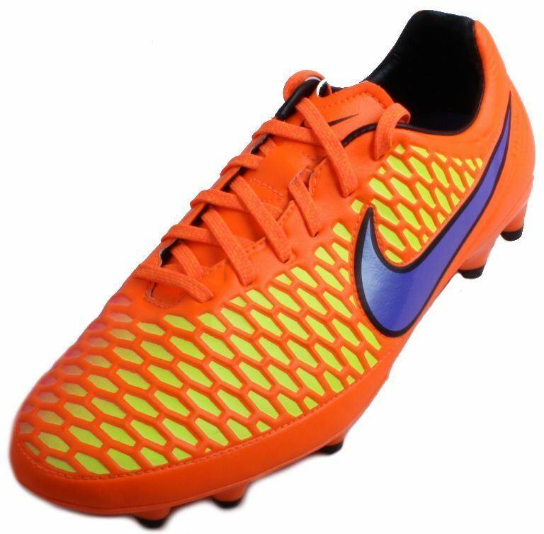 online store e7d0b cccf9 Nike Magista Orden FG FG FG Mens orange Soccer Cleats 2de5a5