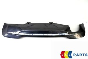BMW NEW GENUINE 5 SERIES F07 LCI 550i M SPORT REAR DIFFUSER DOUBLE WIDE EXHAUST