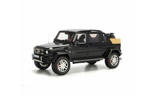 45017700 - Schuco Mercedes-Maybach G650 - svkonst - 1 18
