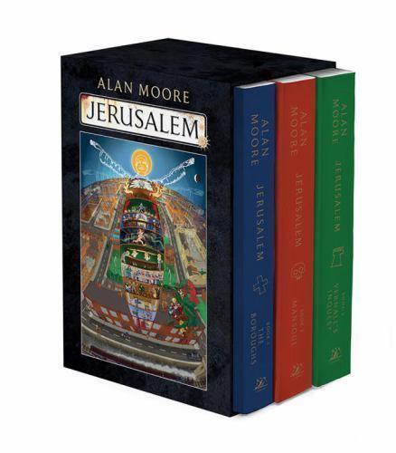 Jerusalem by Alan Moore (2016, Paperback) for sale online | eBay