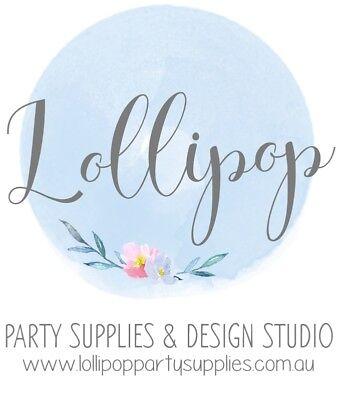 Lollipop Party Supplies