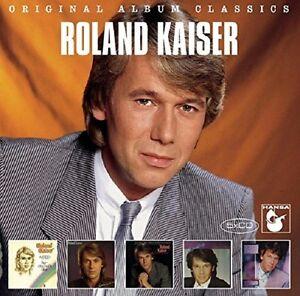 ROLAND-KAISER-ORIGINAL-ALBUM-CLASSICS-VOL-1-5-CD-NEU