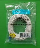 25ft Cat5e Rj45 Ethernet Lan Network Cable - While