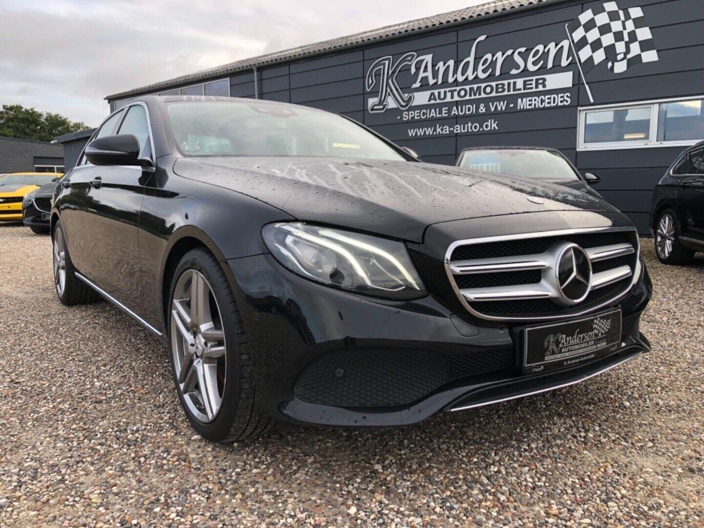 Mercedes E350 d 3,0 Avantgarde aut. 4d - 519.900 kr.