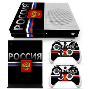 Video Game Accessories Russia 2 Motiv Latest Technology Faceplates, Decals & Stickers Audacious Xbox One S Skin Design Foils Aufkleber Schutzfolie Set