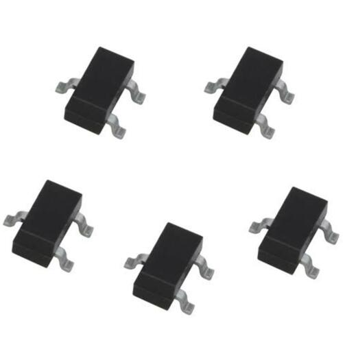 5x segnale BSS119 Sipmos Small Smd Transistor