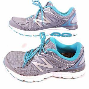 NEW BALANCE Tech Ride 560v6 Running Shoe Gray silver Size 9.5 B ...