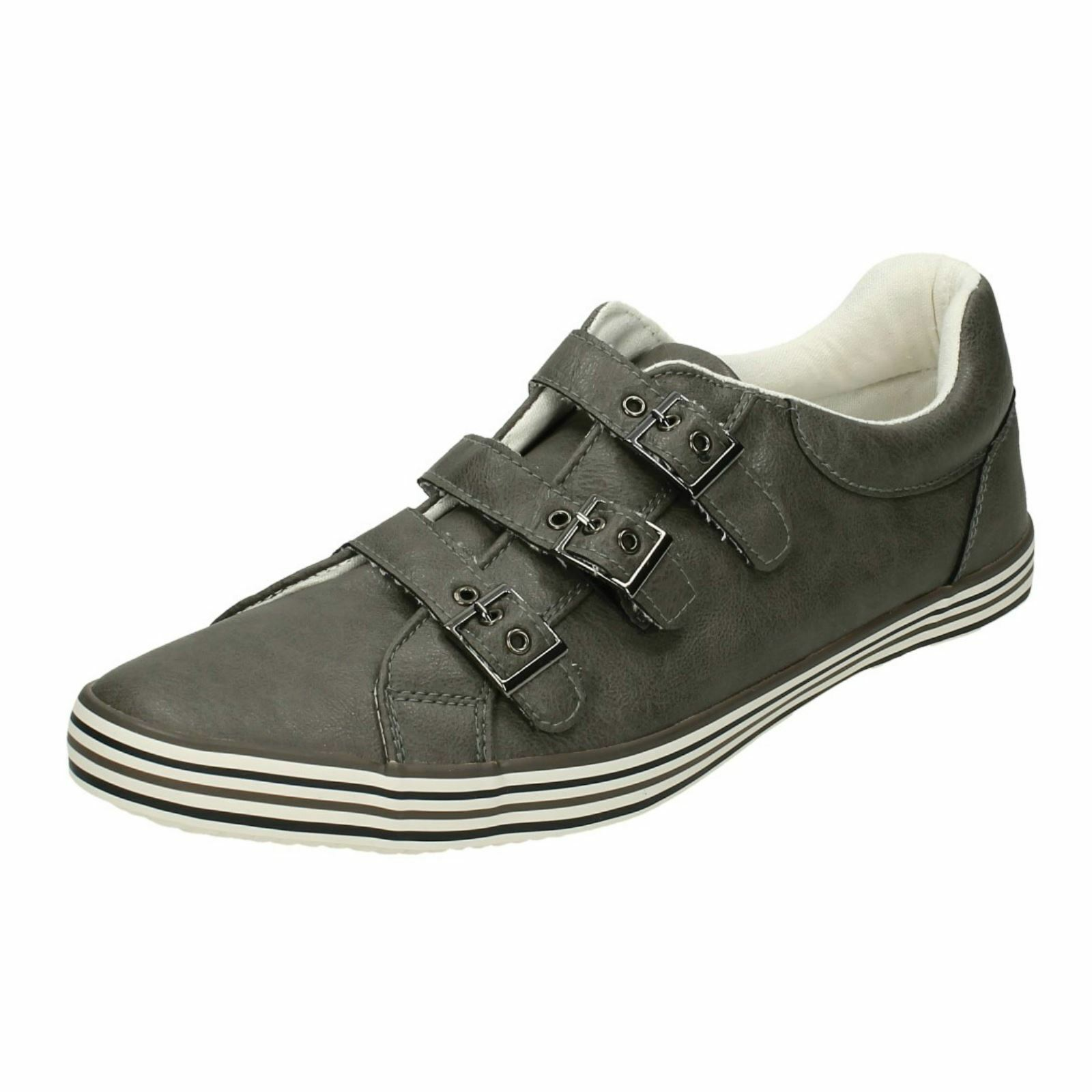 SALE Mens A2096 spot on trainers style A2096 Mens 89946d