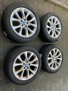 Orginal-BMW-X5-F15-Styling-450-19-Zoll-Felgen-RDKS-Top-Zustand-Bilder-folgen