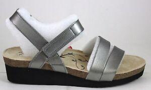 85f25ba7eefa Women s Skechers Troos BRONS 40923 PEW Pewter Sandals Brand New