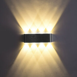 Modern Wall Mounted Light Led Hallway Sconce Corridor