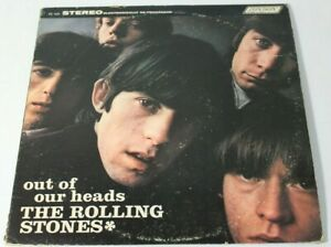 """ROLLING STONES """"Out Of Our Heads"""" Vinyl LP - 1969 London PS 429 - RARE VERSION"""