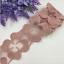1-Yard-Flower-Lace-trim-lace-ribbon-Headband-cotton-Lace-Trim-Ribbon-Sewing-FL11 thumbnail 5