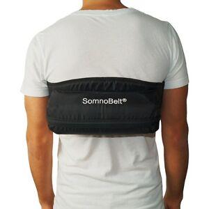 Das Bild Wird Geladen SomnoBelt Anti Schnarch Brustgurt Mit Kissen Anti  Schnarch