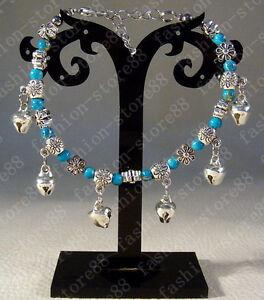Hot-Handmade-Tibetan-Silver-Exquisite-Beaded-Bracelet-A7592