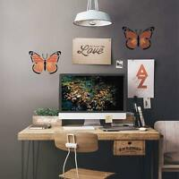 Monarch Butterfly Stencil - Diy Home Decor - Easy Trendy Wall Decor