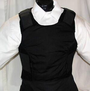 New Med LoVis Concealable Carrier IIIA Body Armor BulletProof Vest