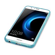 Extreme Element Flexible Drop Proof TPU Precision Gel Case Blue Huawei Honor 8