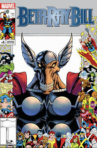Beta Ray Bill #1 Ultimate Comics Exclusive Mike McKone Marvel Frame Variant 2021