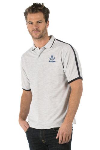 cadeau d/'anniversaire, cadeaux Taille XS à XXXL Scotland shirt Scotland Polo Shirts