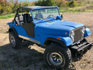 1974 Jeep CJ 6 - Mint Condition