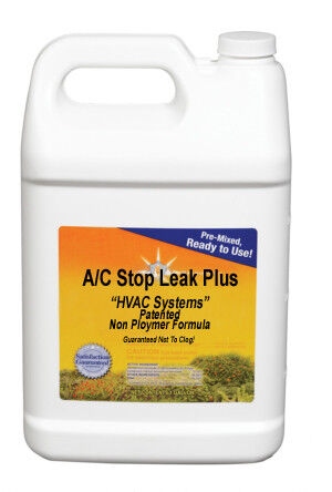 134a PROFESSIONAL Conditioning Treatment w// Patented AC Stop Leak Plus FreeShip