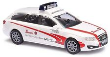"Busch 49661 HO (1/87): Audi A6 Avant ""Ambulanzflugdienst"""