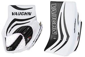 cf52a39a8b9 Vaughn Xr Pro hockey goalie blocker glove Sr full right Velocity V7 ...