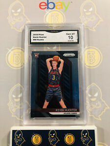 2018-19-Prizm-Kevin-Huerter-68-Rookie-10-GEM-MINT-GMA-Graded-Basketball-Card