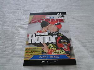2008-Press-Pass-Platinum-P77-Casey-Mears-Card