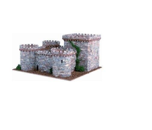 Domus Kits -40902- Loisir Créatif -  Maquette Chateau médiéval   les clients d'abord