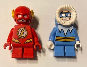 Lego Dc Super Hero S 76063 Micro Fighters Flash Captain Cold Lot Authentic Htf Ebay