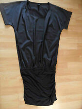 EKSEPT stylisches Oversized Kleid JETTE schwarz Gr. XS NEUw. ZC316