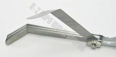 Valve Tappet Feeler Gauge Lisle Tool Corporation  Prt# 68050