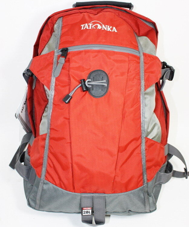 TATONKA  SAC A DOS   DOS RANDONNEE VOYAGE SPORT ROUGE CAPACITE 28L VALEUR  4 0ee5a2